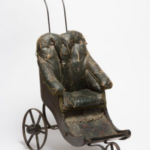 A pram from the museum collections