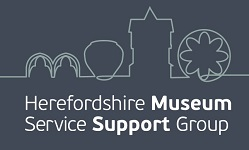Logo for Herefordshire Museum Service Support Group