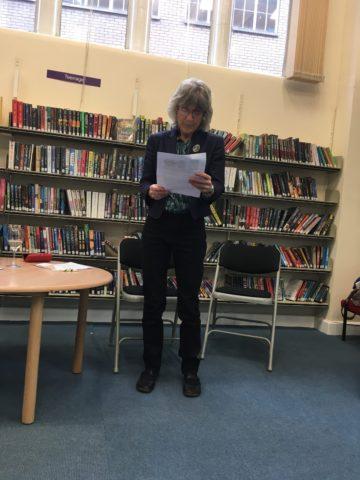 Miriam Griffiths Chairman