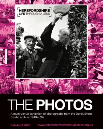 Derek Evans Photos Exhibition