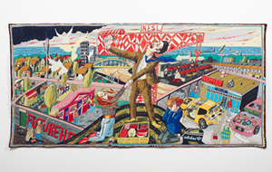 Grayson Perry Tapestry 1