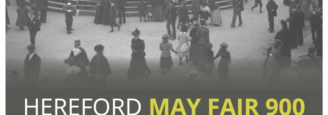 Hereford May Fair 900 Poster